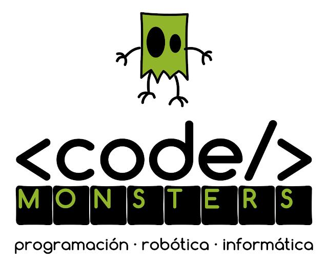 Code Monsters, programacion, robotica, informatica niños