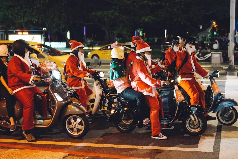 高雄市のクリスマス