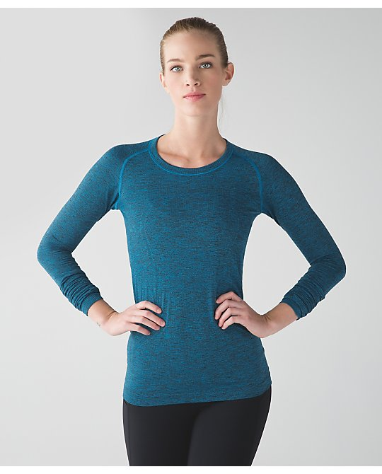 lululemon kayak-swiftly-ls
