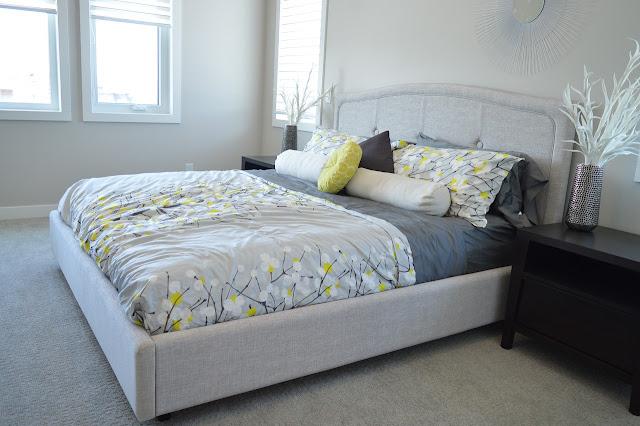 خياطة و تفصيل مفارش السرير
