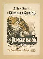 The Jungle Book by Rudyard Kipling free on Amazon Kindle.
