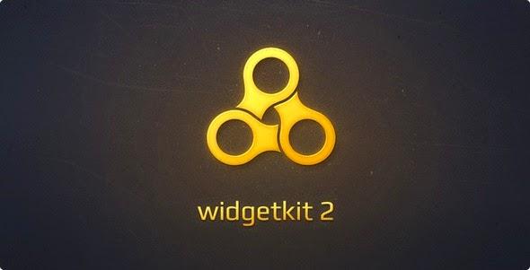 Widgetkit 2 - YOOtheme Toolkit for WordPress