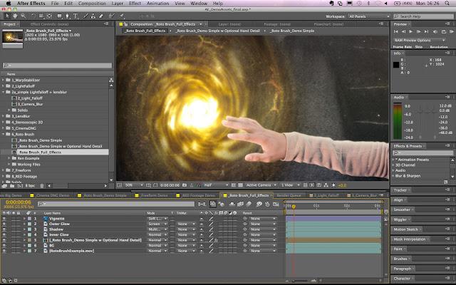 Download After Effect CS6 Full - Biên tập phim chuyên nghiệp