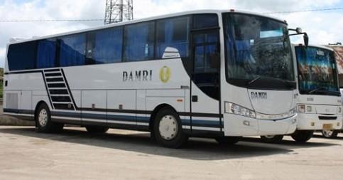 Trayek Bus Damri Bandara Silangit