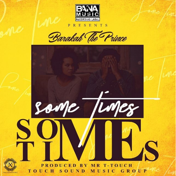 Baraka Da & The Prince - Sometimes