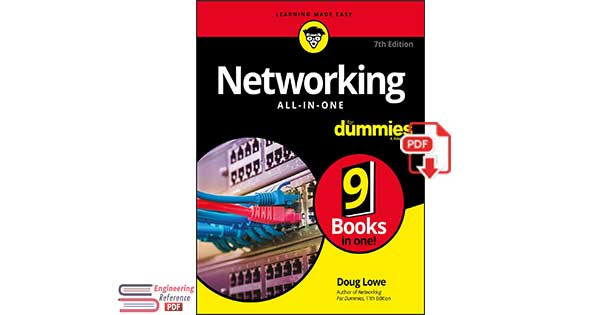 Networking All-in-One For Dummies 7th Edition by Doug Lowe