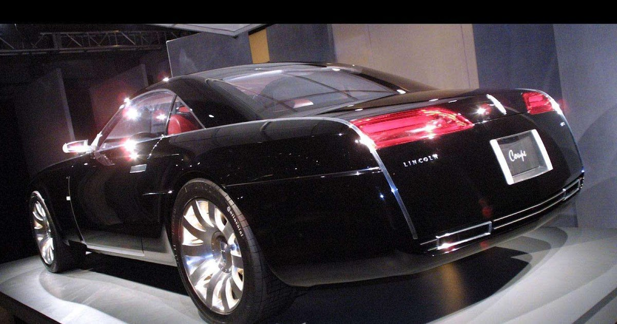 Hnh Nh Xe T Lincoln Mk9 Concept 2001 Ni Ngoi Tht Landgonow