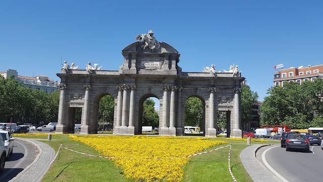 Puerta del Alcalá, Parque del Retiro, Madrid, España, Palacio de Cristal, Blog de Elisa N, Viajes, Lifestyle, Travel, TravelBlogger, Blog Turismo, Viajes, Fotos, Blog LifeStyle, Elisa Argentina