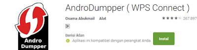 https://play.google.com/store/apps/details?id=com.bigos.androdumpper