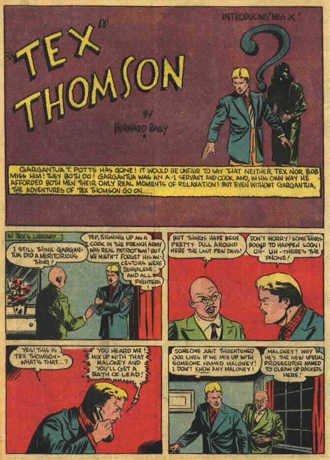 Read online Action Comics (1938) comic -  Issue #26 - 35