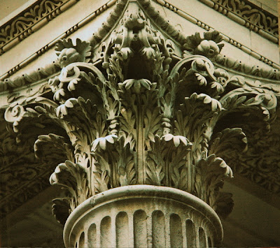 Image result for greek acanthus architecture