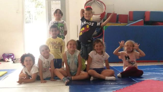 yoga infantil arucas