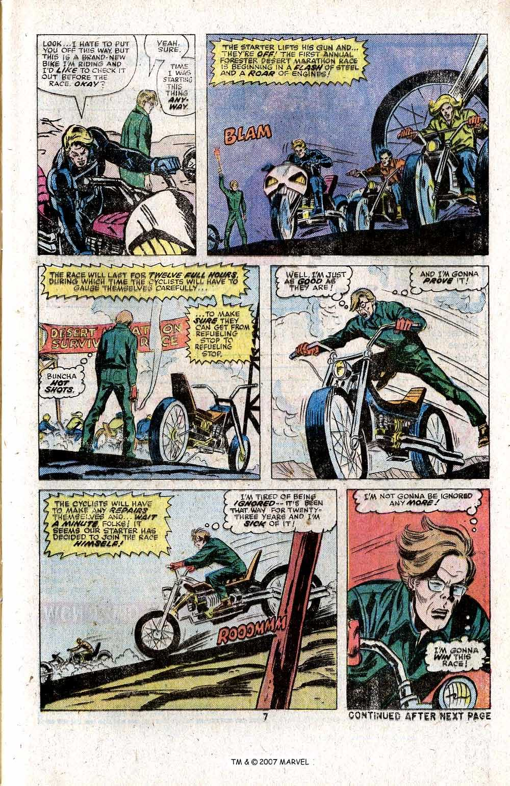 Ghost Rider (1973) Issue #11 #11 - English 9