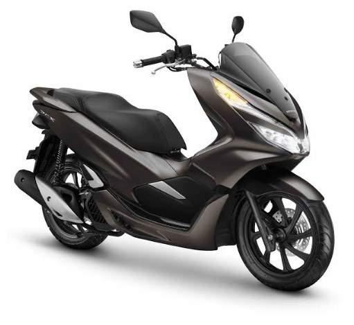 Warna Baru New Honda PCX 150 Magnificient Matte Brown