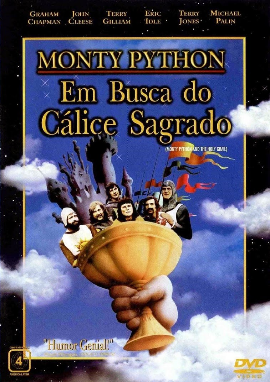 Monty Python Em Busca do Cálice Sagrado – Dublado (1975)