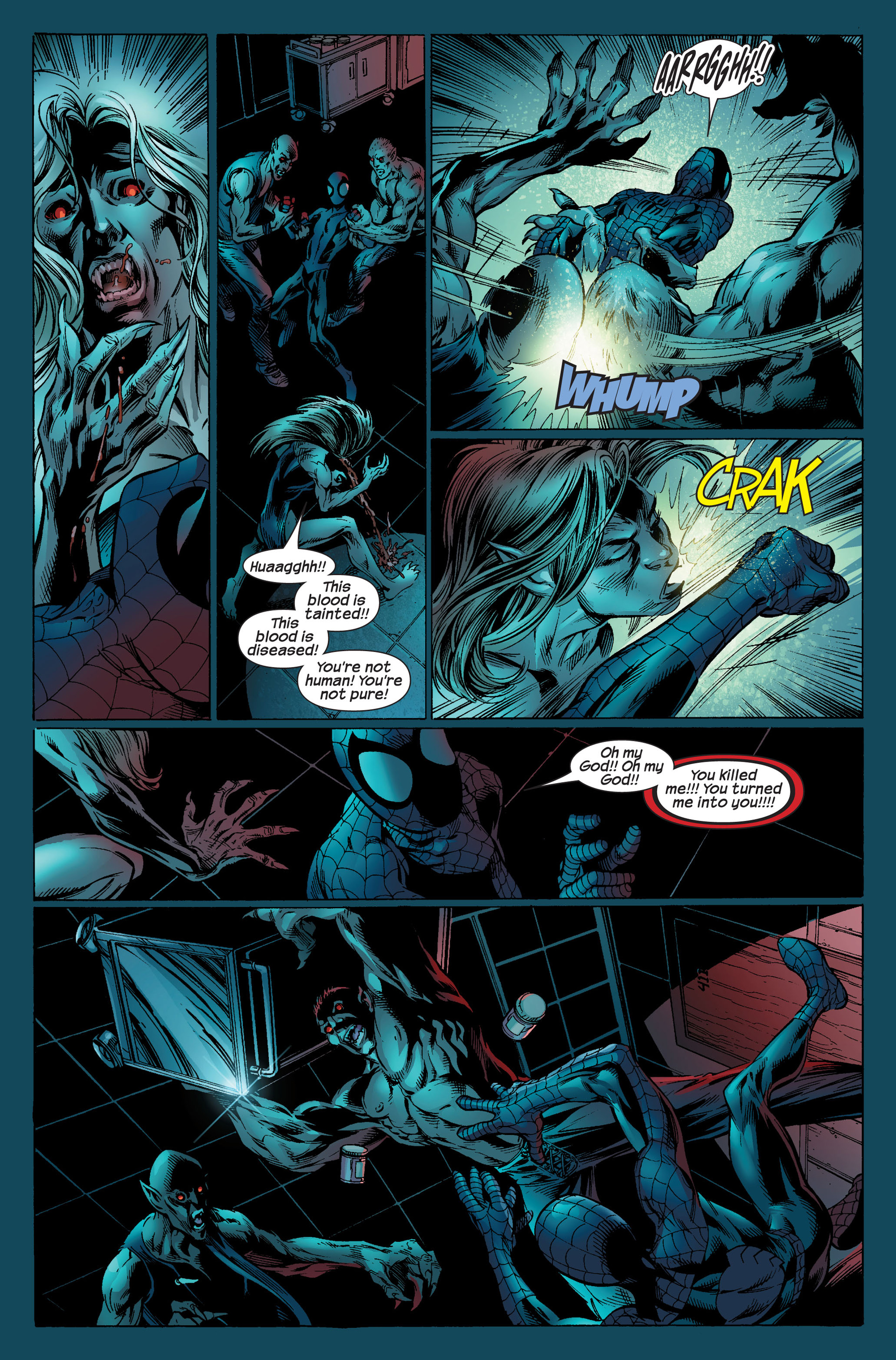 Read online Ultimate Spider-Man (2000) comic -  Issue #96 - 16