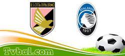 Palermo vs Atalanta