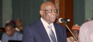 Labaran chikin kasa Nigeria :::  Dalilin da ya sa na maka CJN kotu - Tsohon kakakin Buhari