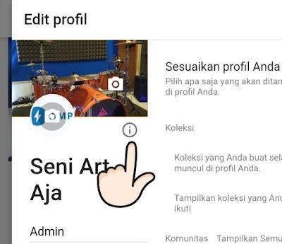 Cara Menyembunyikan Semua Blog di Profil Google Plus