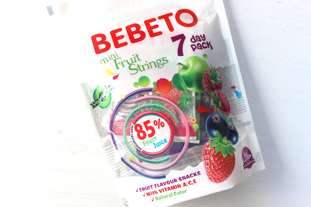 bebeto, fruit strip,