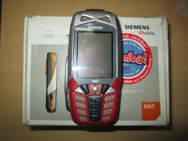 hape jadul Siemens M65