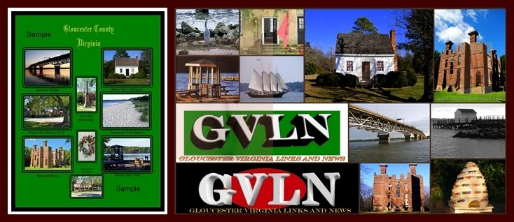 Gloucester Virginia Links and News