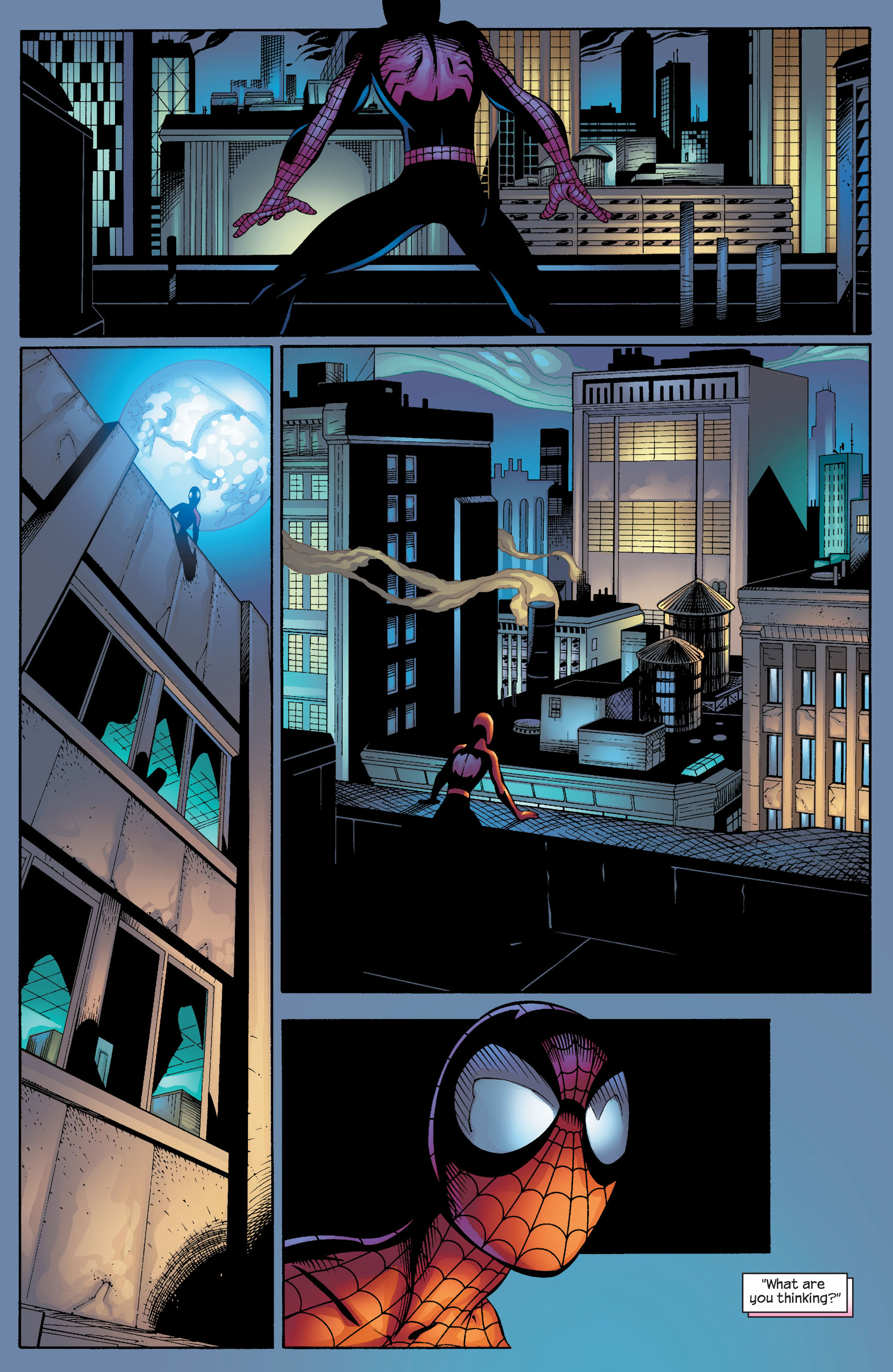 Read online Ultimate Spider-Man (2000) comic -  Issue #50 - 22