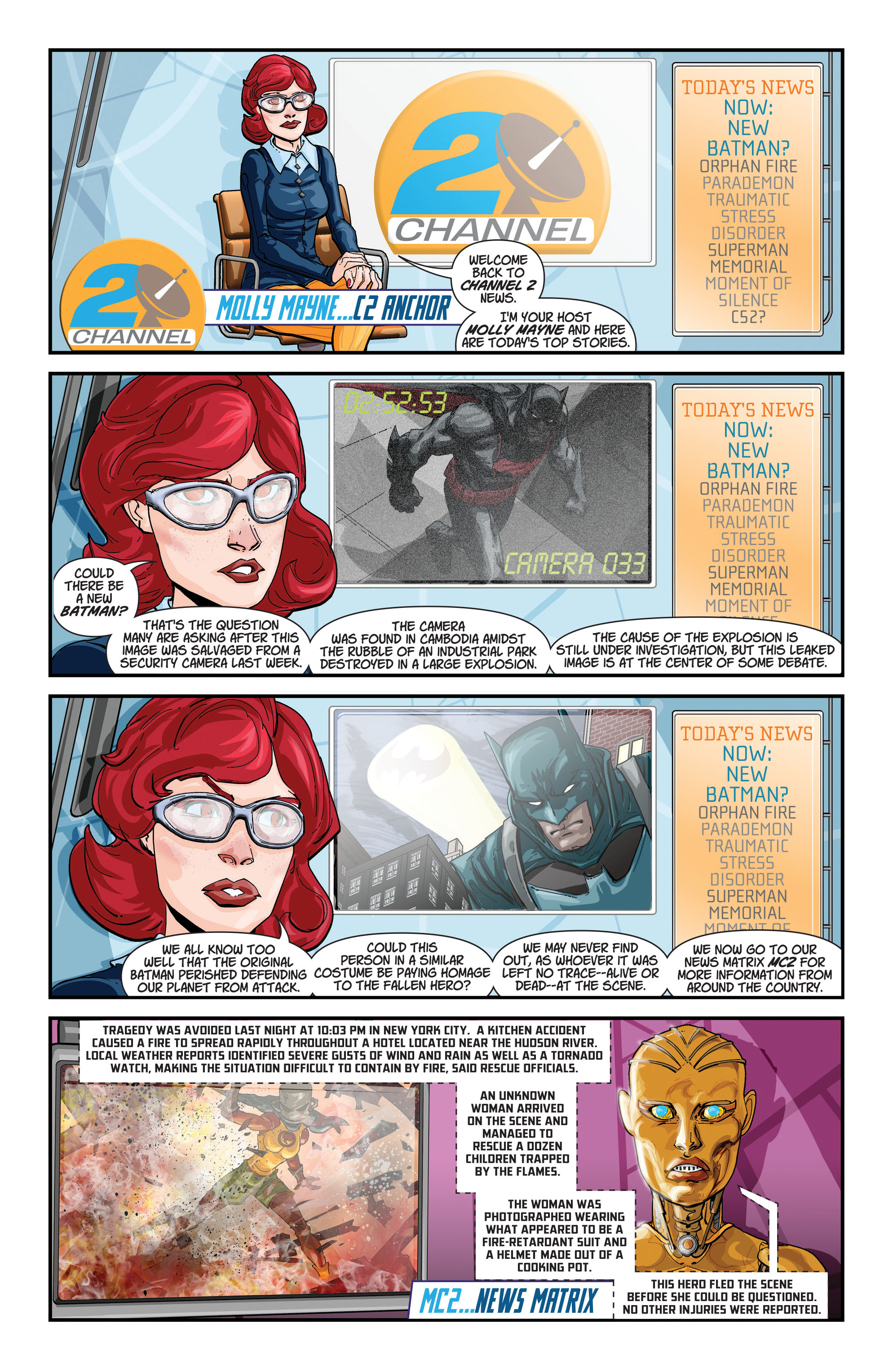 Read online Wonder Woman (2011) comic -  Issue #20 - 22
