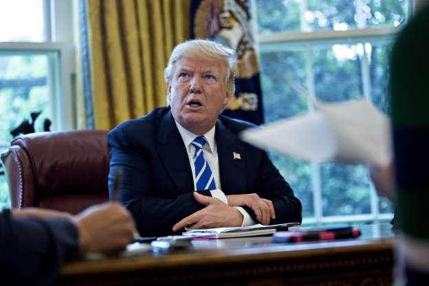 Trump Says He'd Meet North Korea's Kim Under Right Circumstances