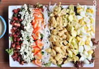 salada cobb americana