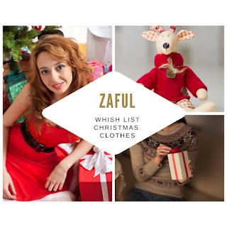 Świąteczne ubrania ze sklepem ZAFUL