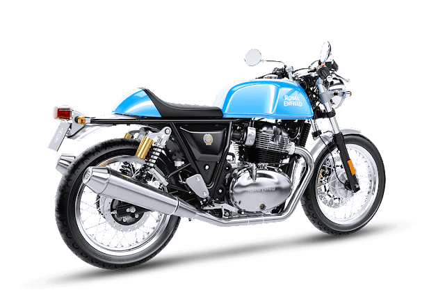 Royal Enfield Continental GT 650 Blue image