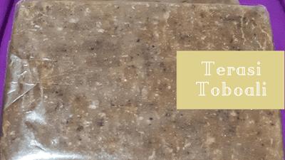 terasi adalah salah satu oleh-oleh kota toboali