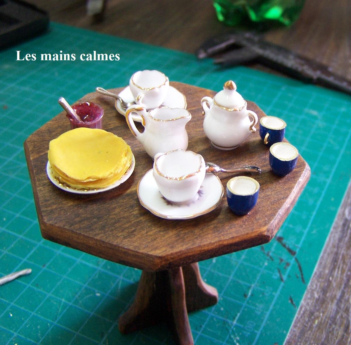 les mains calmes comment faire des tasses caf ou th miniatures. Black Bedroom Furniture Sets. Home Design Ideas