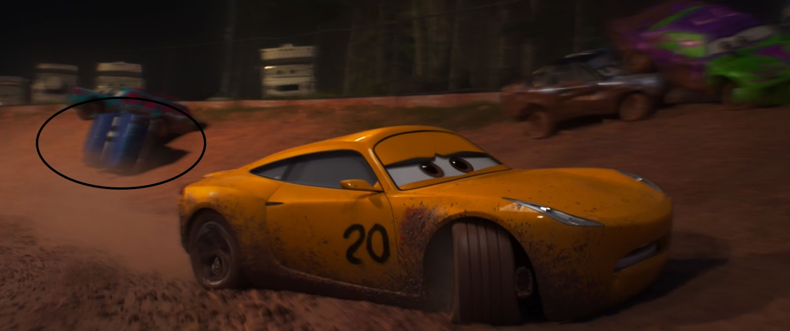pixar cars 3 broadside mattel diecast