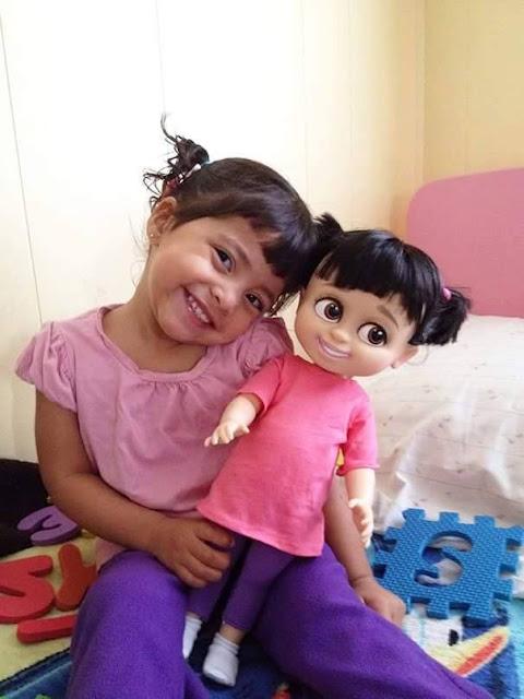 UNIK : Wajah 10 Anak Ini, Mirip Bonekanya