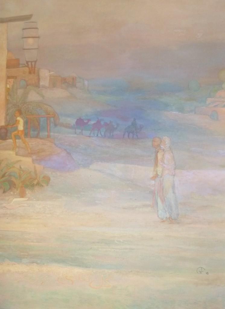 254988f105bd92 Guillaume de Frondeville expose ses toiles au Patio de l Hôtel de Ville de  Saint-Mandé jusqu au 18 avril prochain. Pour tout renseignement sur les  prix ou ...