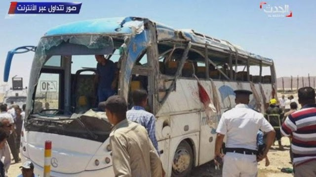 Εν ψυχρώ εκτέλεση Χριστιανών από ομάδα τρομοκρατών στην Αίγυπτο