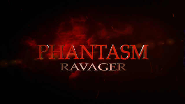 phantasm 5 title card