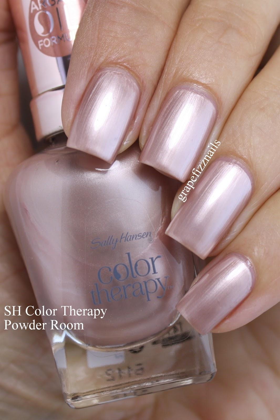 Sally Hansen Color Therapy