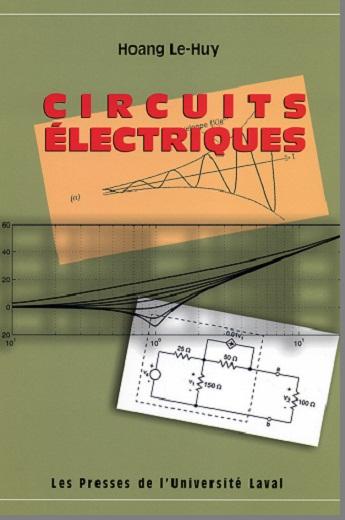 Livre : Circuits électriques - Presses de l'Université de Laval