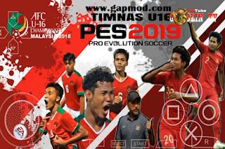 New Textures & Savedata Jogress v4.1.2 Special Edition Timnas U16 AFC Indonesia 2018