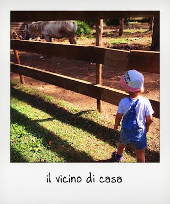 Bambini con i cavalli a Opi, nel parco nazionale d'Abruzzo