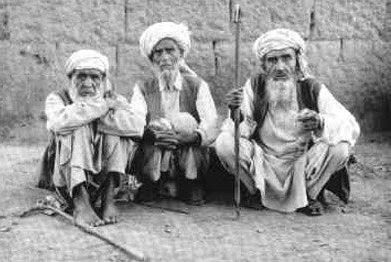 Los tres ancianos