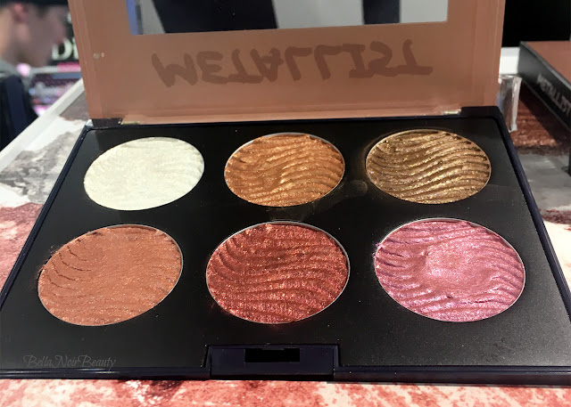 Touch in Sol Metallist Palette | bellanoirbeauty.com