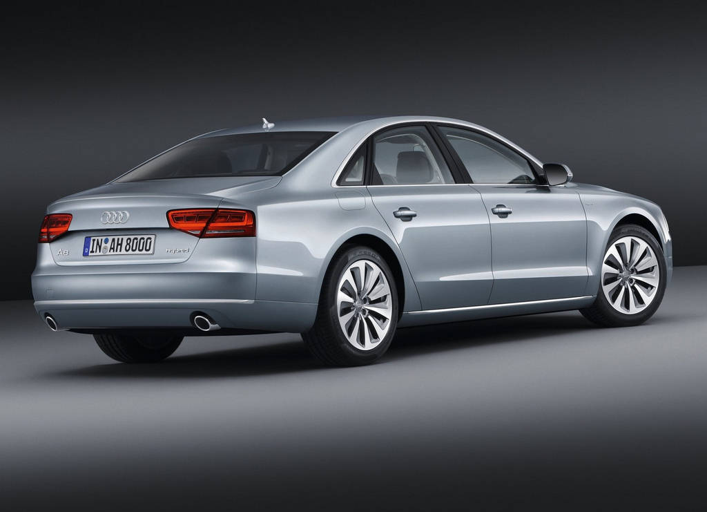 Audi A8 2013 Hybrid Luxury Car Photos & Wallpapers