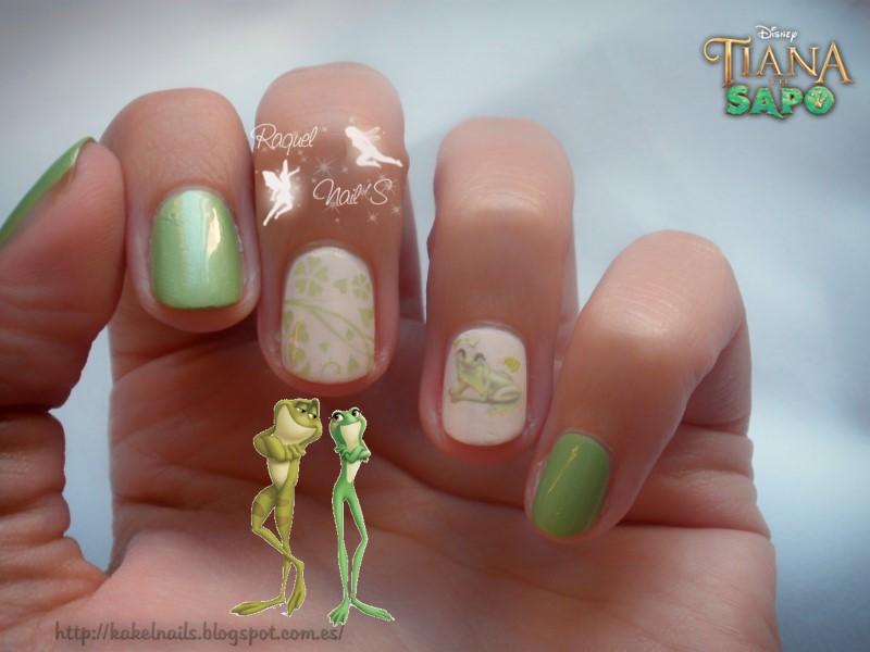http://kakelnails.blogspot.com.es/2014/10/tiana-y-el-sapo.html