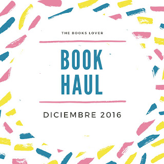 Book Haul: Diciembre 2016