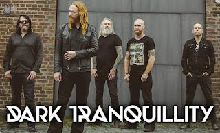 Photo des membres de Dark Tranquillity
