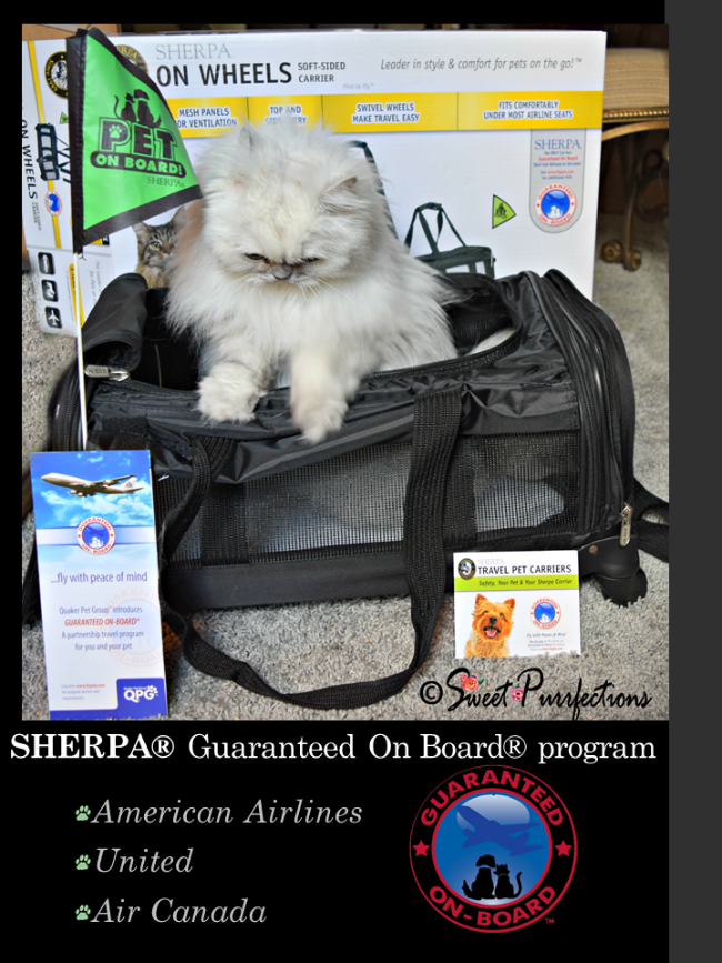 SHERPA Ultimate on Wheels GOB Airlines